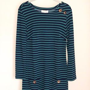 NWT XS Sail to Sable dress